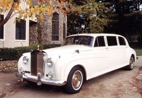 Rolls Royce Limo >> Elegant Journey Limousine | 1956 Rolls Royce Limousine